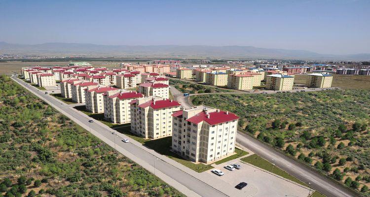 TOKİ Erzurum Aziziye Ilıca 2. Etap evleri satışta