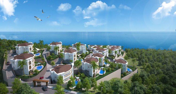 Yalıncak Villaları ile Trabzon'da prestijli bir yaşam alanı doğuyor