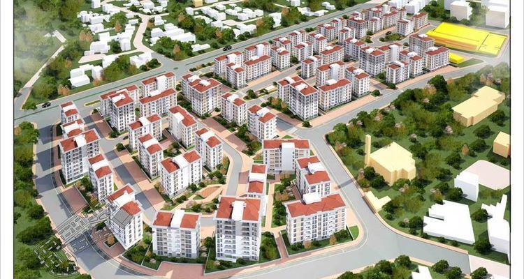 Burdur Bozkurt Mahallesi kentsel dönüşüm projesi hazır