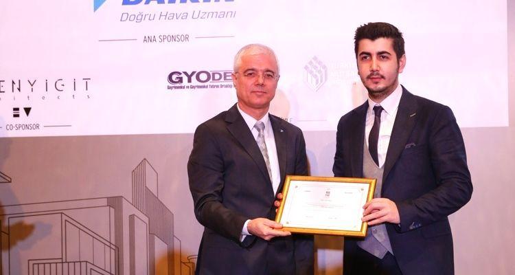 Fortis Sinanlı projesi 2 ödül birden aldı