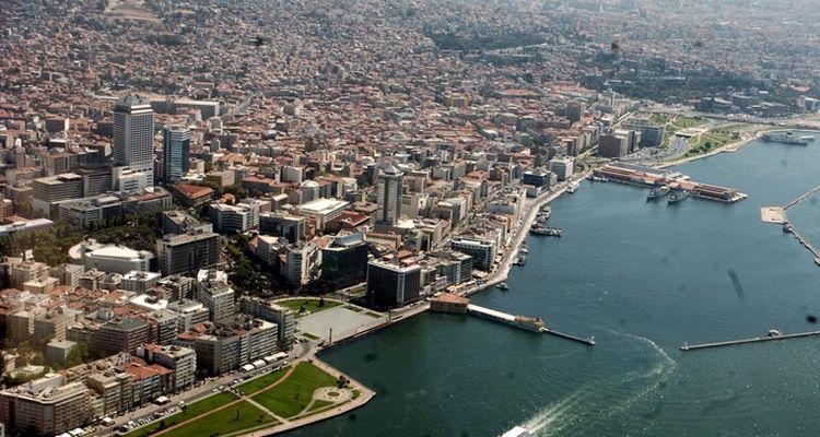 Milli Emlak Genel Müdürlüğü'nden İzmir Ulukent'te satılık arsa