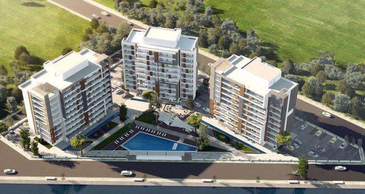 Modda Mavişehir'de 3+1'ler 950 bin TL'den başlıyor