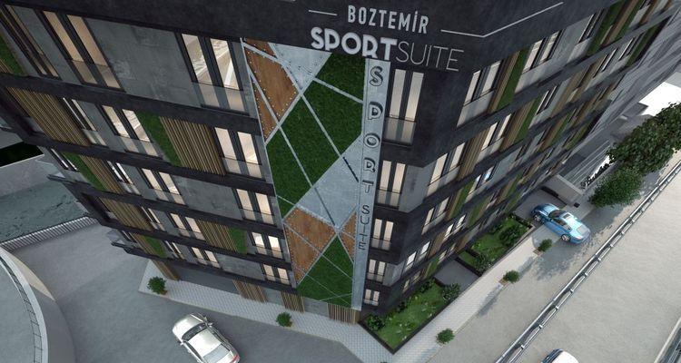 Sportsuite projesi Karşıyaka'nın yeni gözdesi olmaya hazırlanıyor