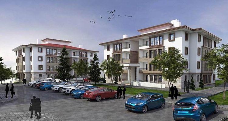 TOKİ Uşak'ta 126 konutluk proje inşa edecek