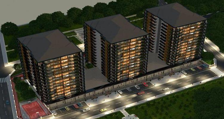 Armakent Kırıkkale konutları 280 bin TL'den başlıyor