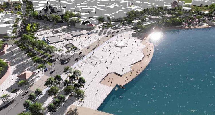 'Hem deniz hem kara ulaşımında yollar Üsküdar'a çıkacak'