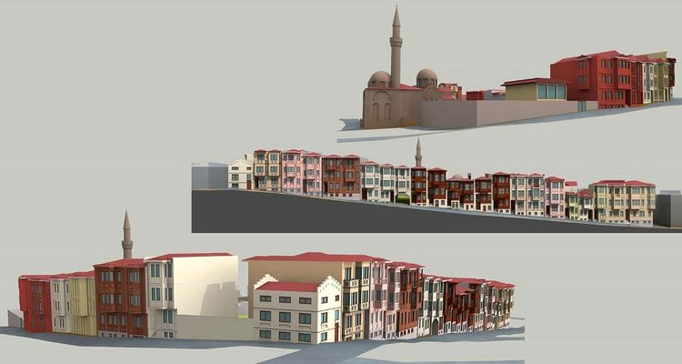 Süleymaniye kentsel dönüşüm projesi 2018'de başlayacak