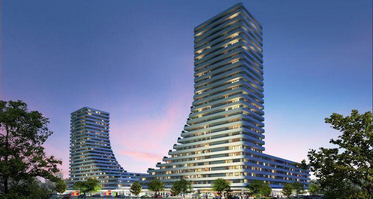 Harmony Towers taksitleri bin 900 TL'den başlıyor