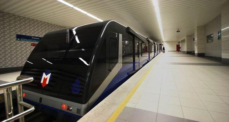 İBB Başkanı Mevlüt Uysal: Metro projelerini hızlandırdık