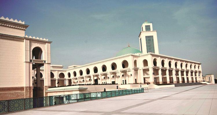 Kayı İnşaat Cezayir'in en büyük camisini inşa etti