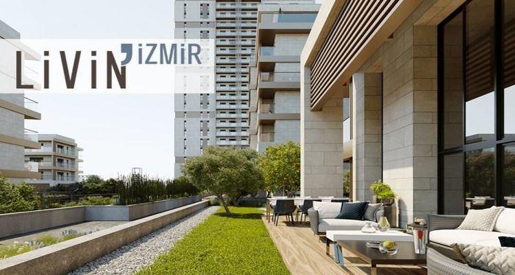 Livin İzmir projesi Mavişehir'de yükseliyor