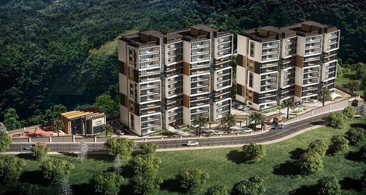 Loft Park Residence zengin konut seçeneği sunuyor