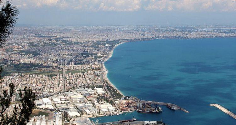 Antalya'da 80.9 milyon TL'lik inşaat projesi yapılacak
