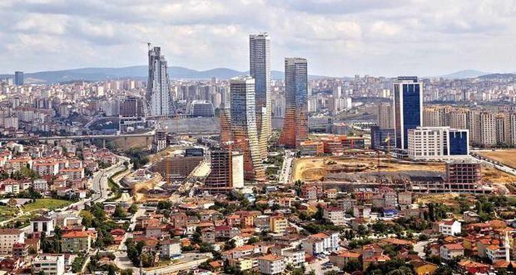 Ataşehir'de konut metrekare fiyatları uçuşa geçti
