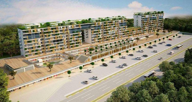 Endülüs Park konutları 250 bin TL'den satışta
