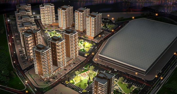 Kulak Tarsus Park konutları 210 bin TL'den başlıyor