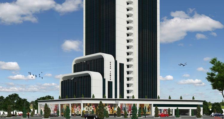 Okan Towers 275 bin TL'den satışta