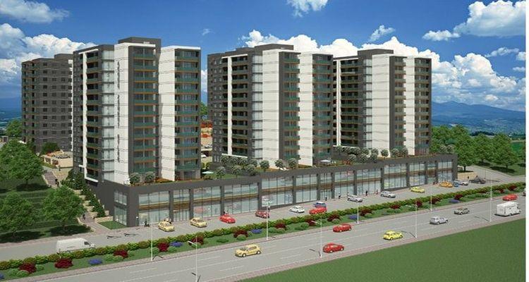 Akgün Zümrüt Evler ile Ankara'da uygun fiyata lüks site yaşamı