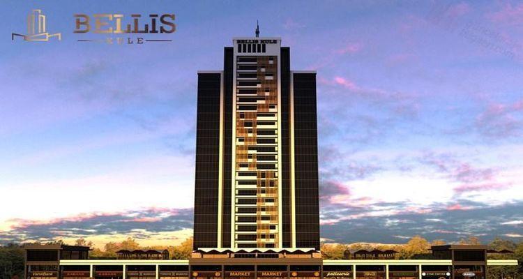 Bellis Kule ile Keçiören Ovakent'e modern ofis alanları geliyor
