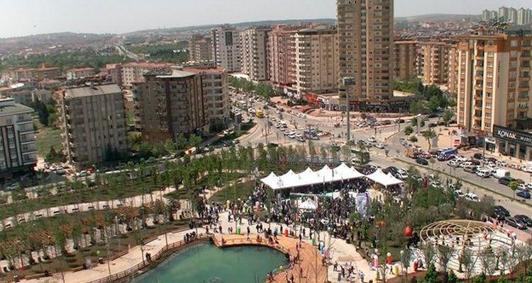Gaziantep Büyükşehir Belediyesi'nden satılık arsa