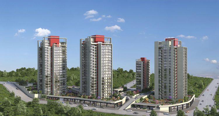 Heran İstanbul projesi lansman dönemi avantajlarıyla satışta