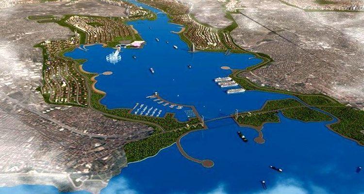 Kanal İstanbul projesinde inşaat çalışmaları bu yıl başlayacak