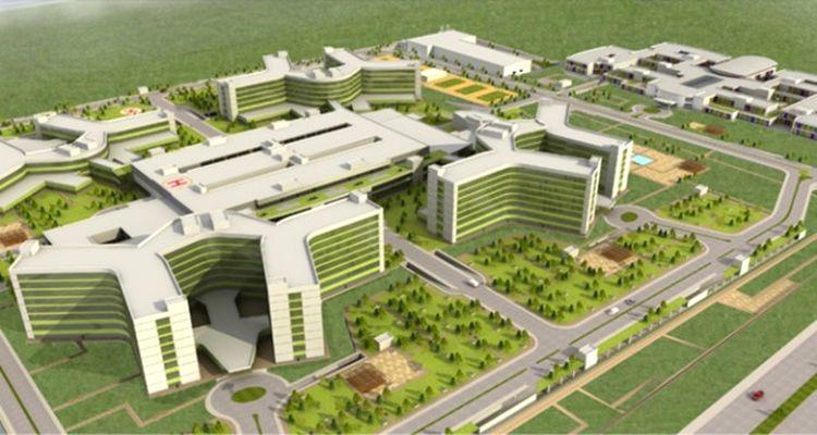 Kayseri Şehir Hastanesi'nin açılış tarihi belli oldu