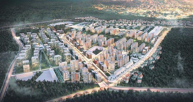Sur Yapı Antalya projesinde son durum ne?