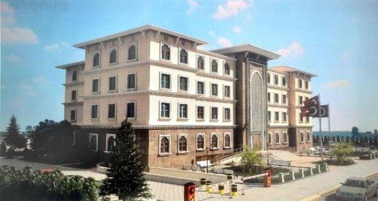 TOKİ 3 ayrı şehirde hükümet konağı inşa ediyor