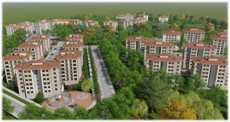 TOKİ Yozgat Medrese Mahallesi projesine başvurular başladı