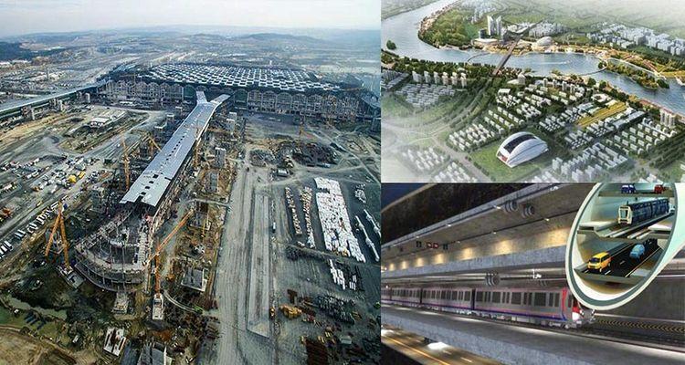 100 Günlük Eylem Planı'nda 3 mega ulaşım projesi de yer aldı