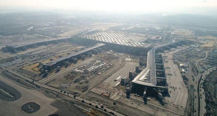 3. Havalimanı'nın yüzde 94'ü tamamlandı