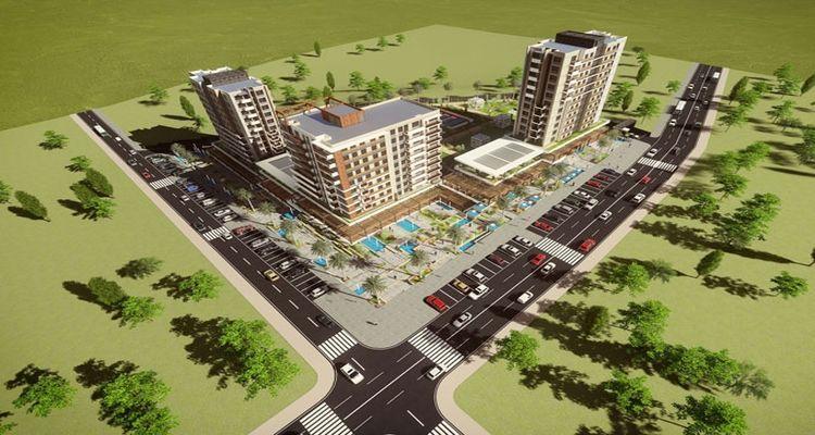 Anda Park Sultanbeyli projesi İYS Yapı güvencesi ile kuruluyor