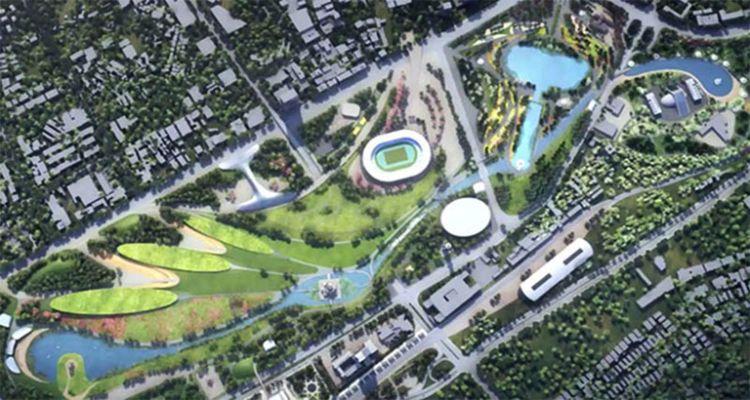 Ankara'ya Dev Millet Bahçesi