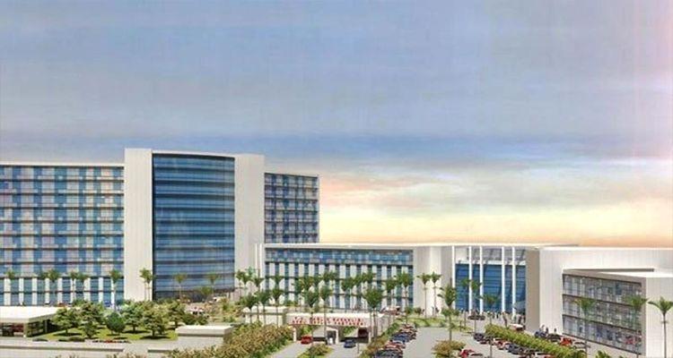 Antalya'da ultra lüks bir devlet hastanesi inşa edilecek