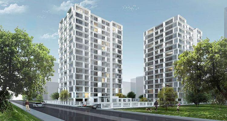 Aqua Erenköy'de 3+1 daireler 975 bin liradan başlıyor