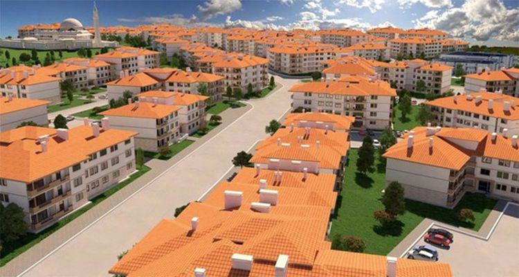 Dar gelirliler için 15 bin 523 konut inşa edilecek