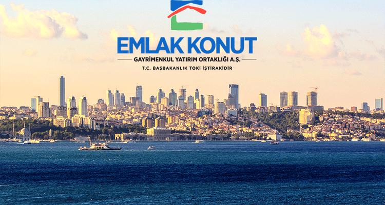Emlak Konut GYO, İstanbul'daki yatırımlarını artırıyor