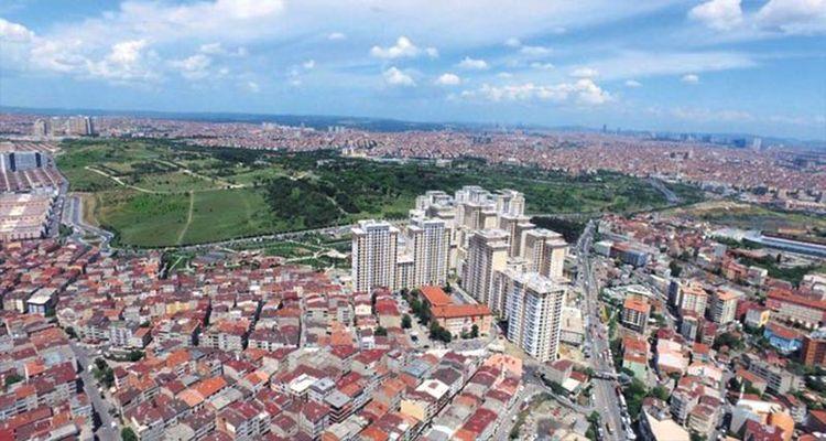 Esenler'deki kentsel dönüşüm projesiyle 40 bin konut yenilenecek
