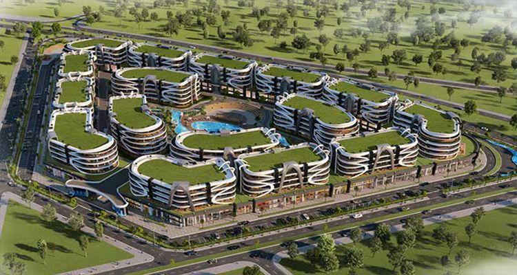 Forum Anatolia konutları yatırımcılarını bekliyor