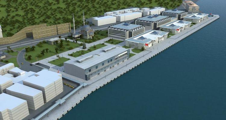 Galataport 2020'de tamamlanacak