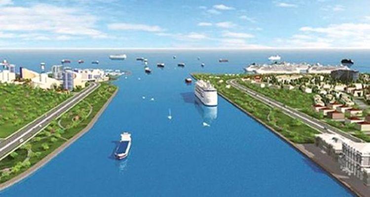 Gemilerin Kanal İstanbul'dan geçmesi teşvik edilecek