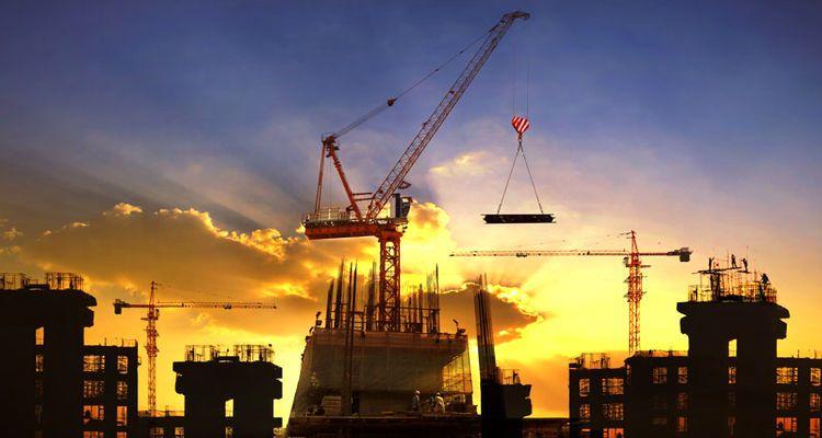 İnşaat sektörü yüzde 0,8 oranında büyüdü