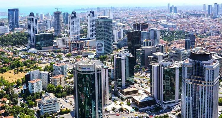 İstanbul'daki ofislerin yüzde 30.4'ü boş durumda