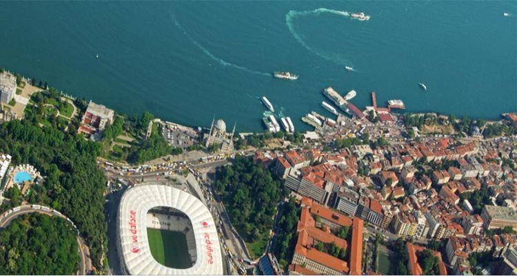İstanbul'un en pahalı ilçesi Beşiktaş