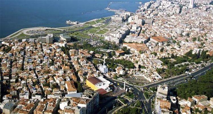 İzmir Karabağlar'daki 13 mahalle kentsel dönüşüm kapmasına alınacak