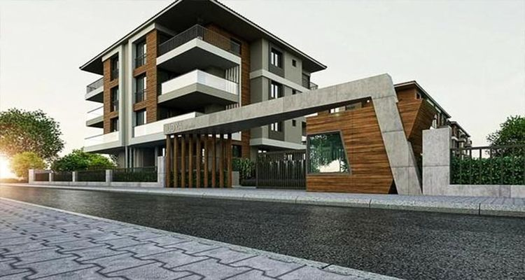 İzmir Torbalı'da yükselen Lidya Park Evleri'nde fiyatlar 220 bin liradan başlıyor