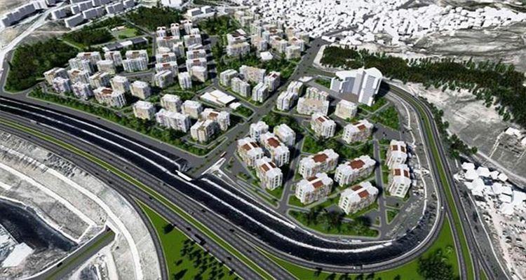 İzmir Uzundere'deki kentsel dönüşüm faaliyetleri hızla devam ediyor