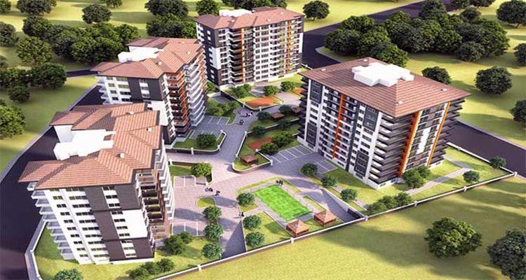 Kalyon Park Evleri'nde fiyatlar 315 bin liradan başlıyor