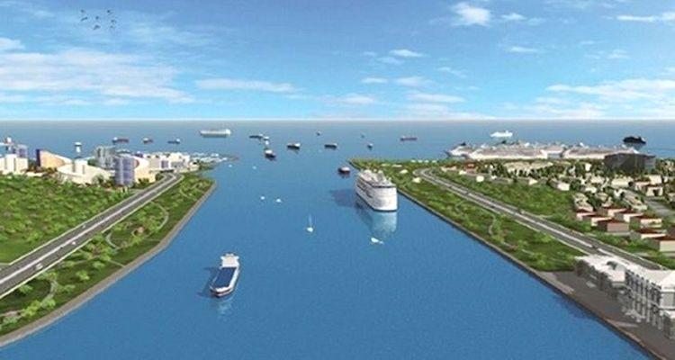 Kanal İstanbul'un iki tarafına butik şehirler kurulacak